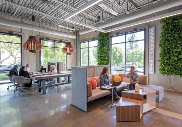 Ten Secrets To Successful Workplace Design In 2018